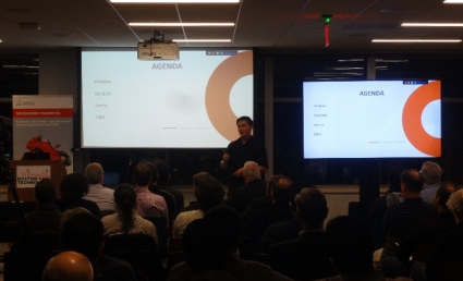 Boston New Technology Startup Showcase #85