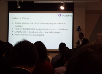 Kaiburr at Boston New Technology #86