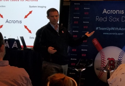 Randy George, Senior Director of Technology Operations, Boston Red Sox