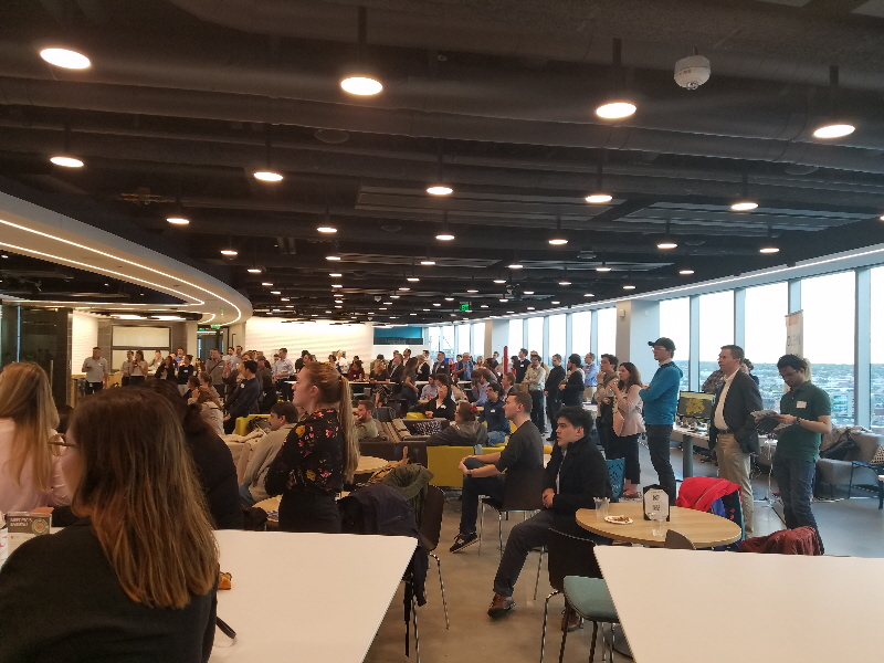 Smart Cities & Urban Innovation: Demos & Drinks